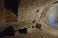 Basement area of St. Yon, Rouen.