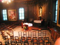 Chapel of the Assumption in the church of Saint Sulpice.