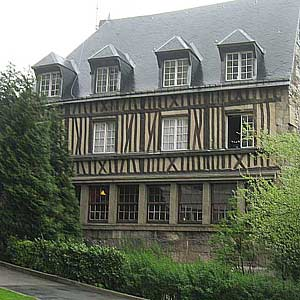Hospice General in Rouen
