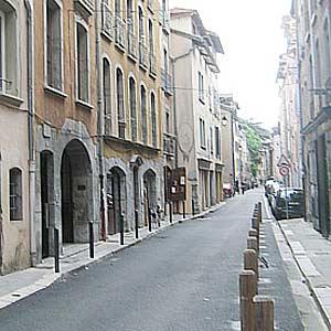 Rue Saint Laurent